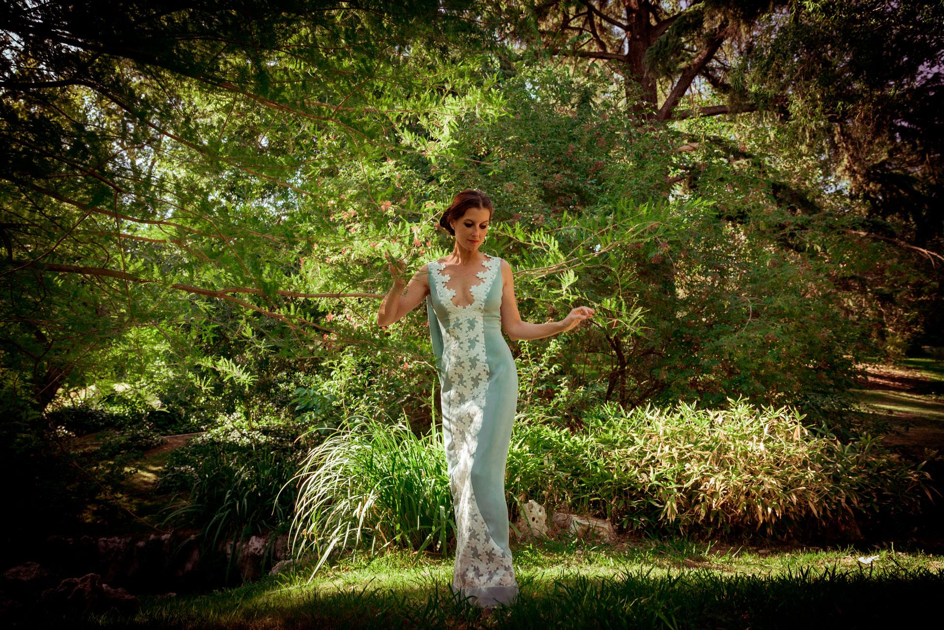 Vestido Elena de Frutos