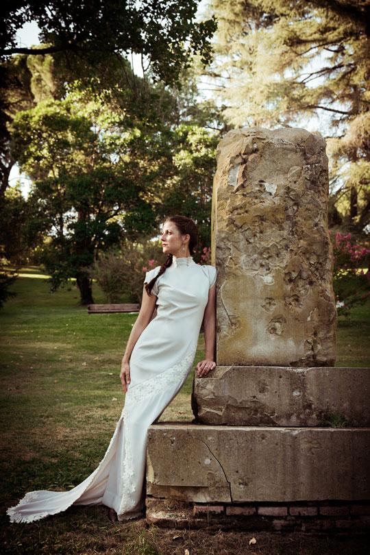 Vestido de Novia a medida Elena de Frutos