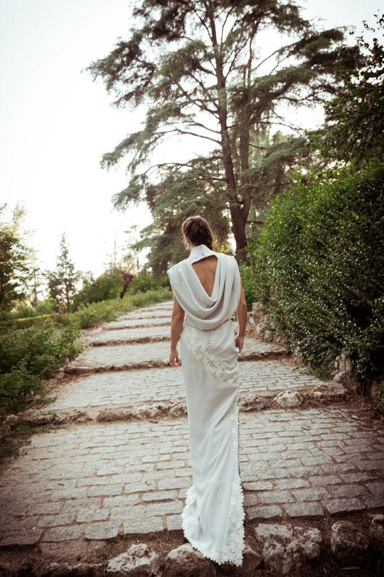 Vestido de Novia Elena de Frutos